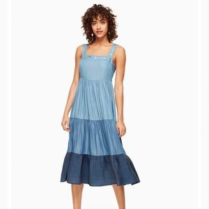 kate spade Chambray Patio Dress